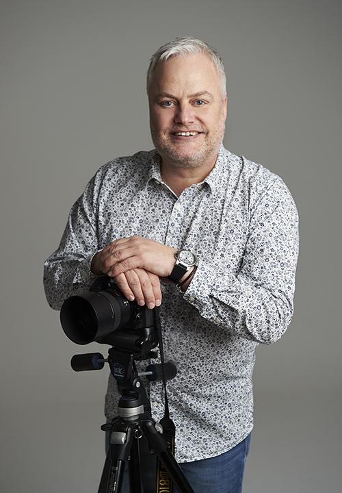 Bjarne Hyldgaard, bryllupsfotograf i White Wedding